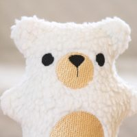 personalized polar bear